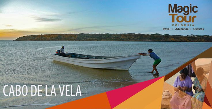 #magictour #Cabodelavela #laguajira #WetakeYouthere #travel #cultures #adventures #experiences