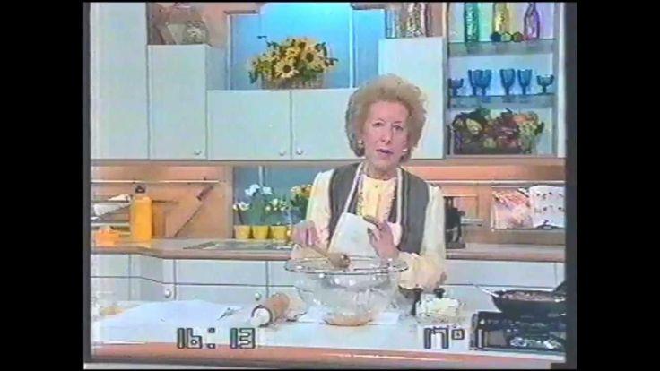 Choly Berreteaga. Rosca Gigante con chorizo blanco. Con Patricia Miccio.