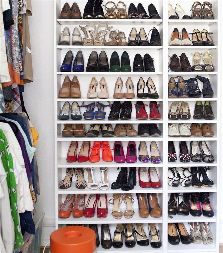 Muebles para guardar ropa y zapatos - Muebles para guardar zapatos ...