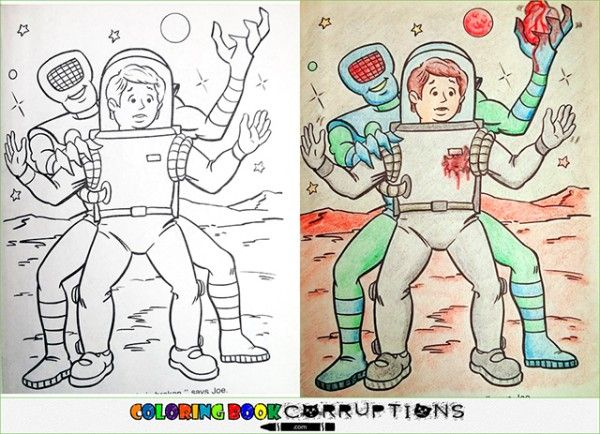 The 25 Best Corrupt Coloring Book Ideas On Pinterest