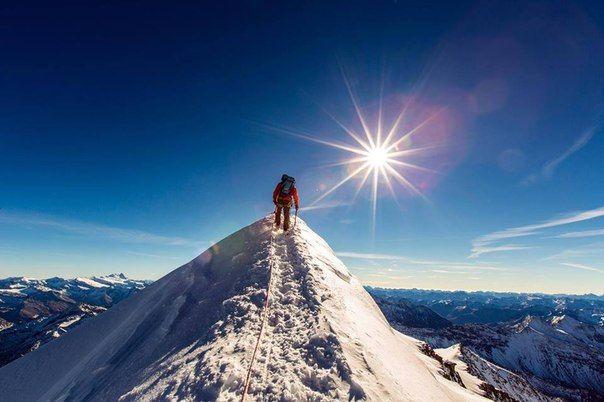 Фитнес-блог: Подготовка начинающих альпинистов