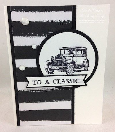 The Stamp Camp - Glenda Calkins Stampin Up! Demonstrator