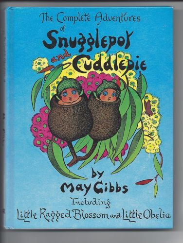 COMPLETE ADVENTURES OF SNUGGLEPOT AND CUDDLEPIE May Gibbs HC Australian Classic