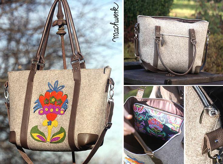 243 best nähen images on Pinterest | Backpacks, Handbags and Sew bags