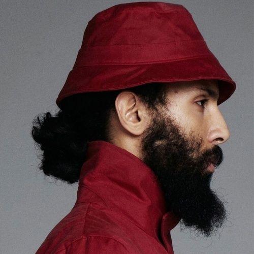 Beppe Röd Hat