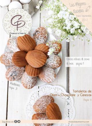 Suplemento Chokolat Pimienta Enero-Septiembre 2012