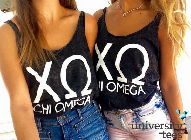 love you like ΧΩ  | Chi Omega | Made by University Tees | universitytees.com