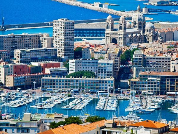 Du lịch Marseille một trải nghiệm mới