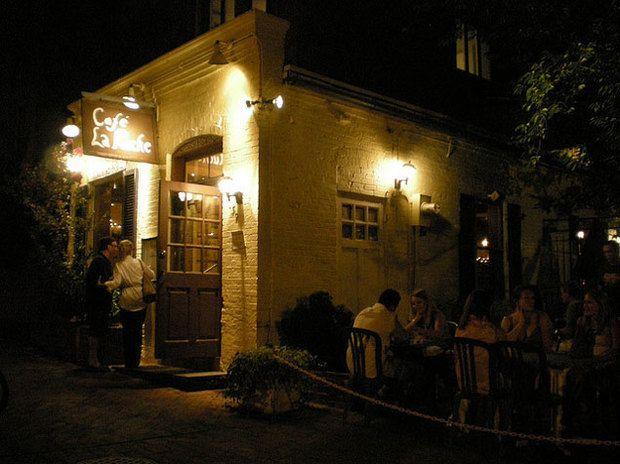 Georgetown Cafe La Ruche