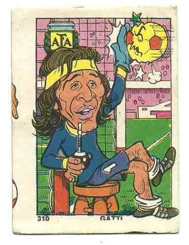 Gatti #310 - Argentina 1976