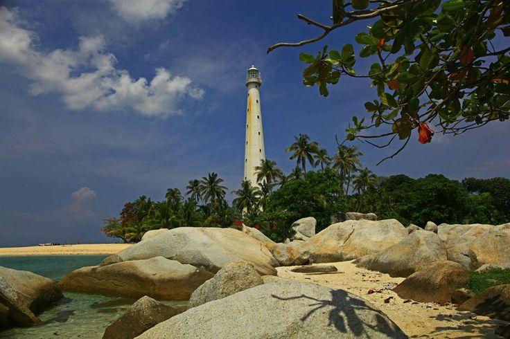 Lengkuas Island, Billiton