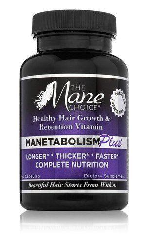 The Mane Choice - Manetabolism Plus Hair Vitamin