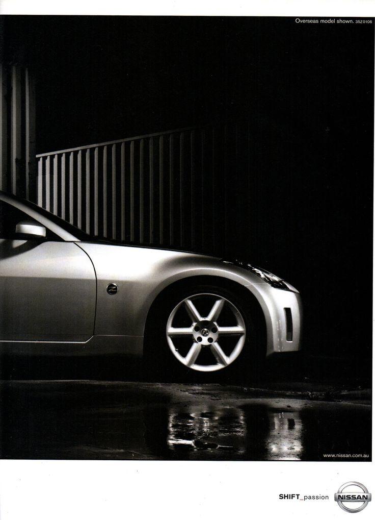 https://flic.kr/p/DHtwiC | 2005 Nissan 350Z Page 2 Aussie Magazine Advertisement