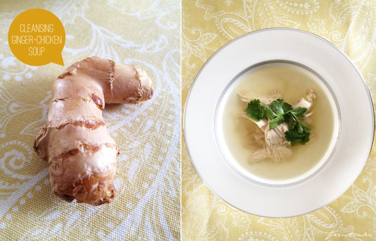 A Restorative Broth | The secret, Organic chicken and ...