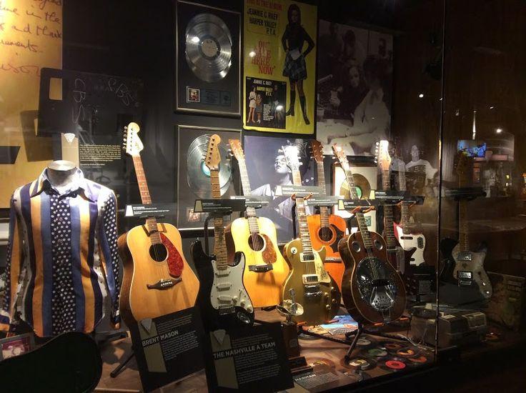 Musicians Hall of Fame and Museum - Nashville, Tennessee on RueBaRue