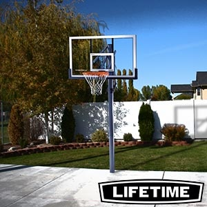 1000 images about in ground basketball hoops on pinterest - Swimming pool basketball hoop costco ...