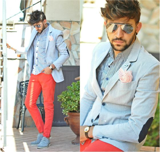 27 best Blue Blazer images on Pinterest