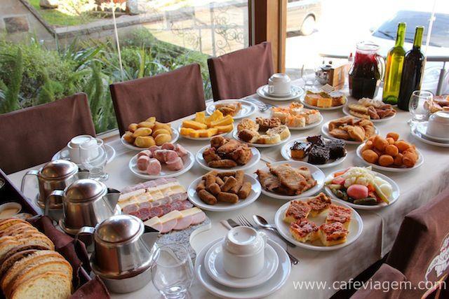 Cafe Colonial Gramado