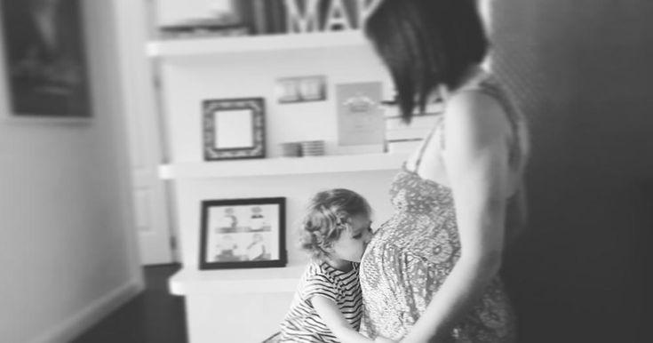 Reflexión sobre la diferencia entre el primer y segundo embarazo