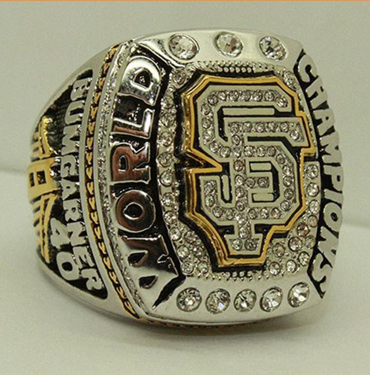Wholesale 2014 San Francisco Giants Major League Baseball Zinc Alloy silver plated Custom Sports Replica Fans Championship Ring