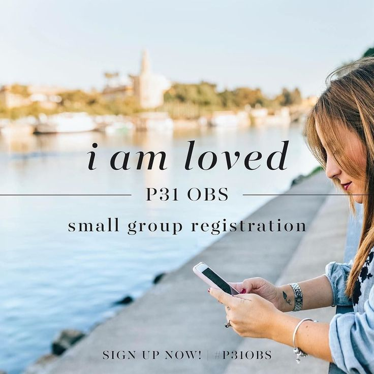 @p31obs Facebook Small Groups are open for #registration for the @wblight #IAmLoved study at Proverbs 31 #OnlineBibleStudies. They fill quickly so be sure to sign up now to get a spot: http://bit.ly/2o4TcXe.  I started out doing small group with #P31OBS at a time when I really needed support from other women and also dig deeper into Gods word. It was an amazing experience and Ive been in small group ever since! I am now privileged enough to lead one of the small groups (group 75) and just…