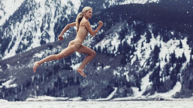 Emma Coburn, steeplechase, olympics, featured in the Body Issue 2016: Fully Exposed on ESPN the Magazine