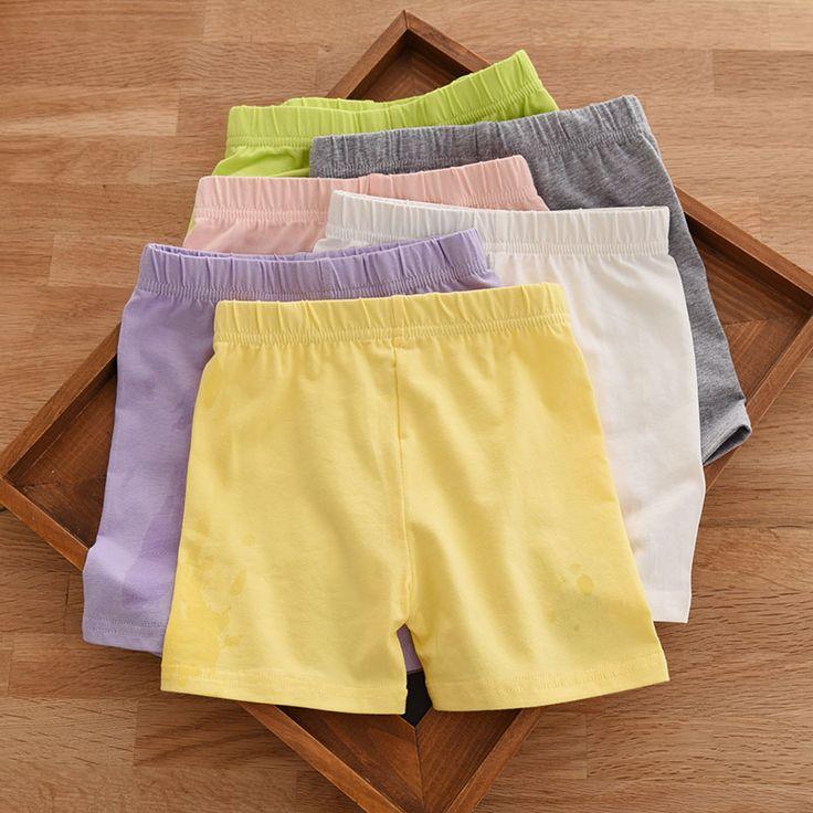 Треть мальчиков и девочек хлопка конфеты цветные шорты летом 2015 популярные горячие новый корейский детский одежды - Taobao