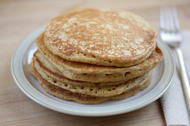 Whole Grain Einkorn Pancakes   Grains!   Pinterest