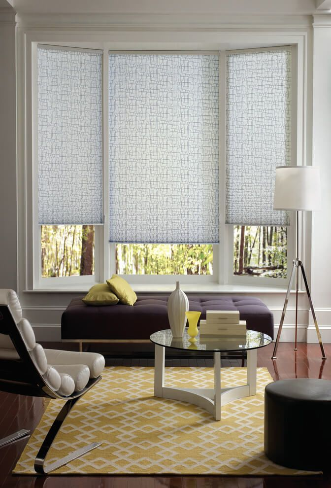 Bay Window Ideas Bay Window Ideas For Window Seats Bay Window Design And Furniture Window Treatments Living Room Living Room Windows Bay Window Treatments