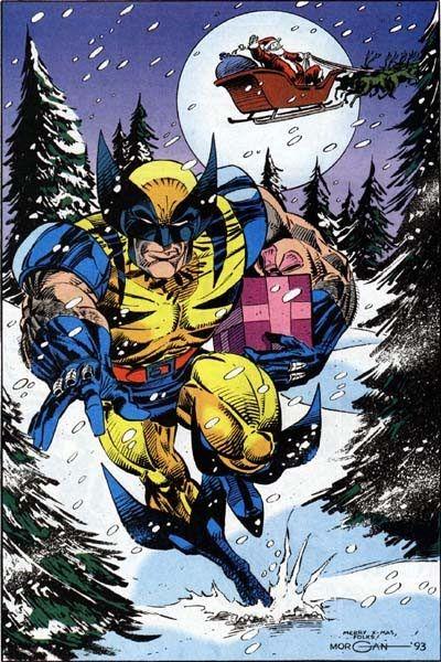 Wolverine - Tom Morgan