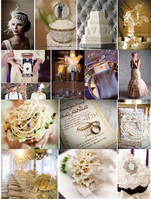 63 best 1920s theme wedding images on Pinterest 1920s style