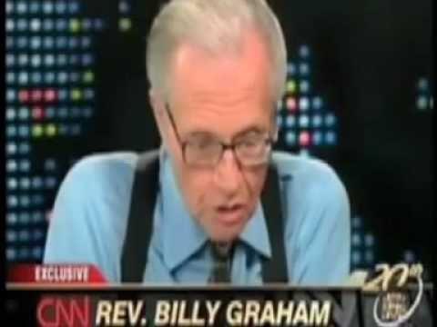 Affermazioni annacquate e ambigue di Billy Graham | La Buona Strada