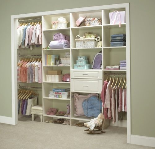 28 best images about home organization on pinterest home for Childrens closet