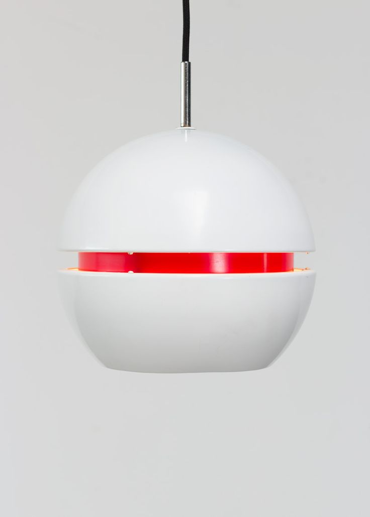 Pendant by Stilnovo Milano Italy circa 1950 | 20th century Modern online gallery. Featuring a large and varied selection of quality vintage pieces | Shipping worldwide | http://www.furniture-love.com/browse.php