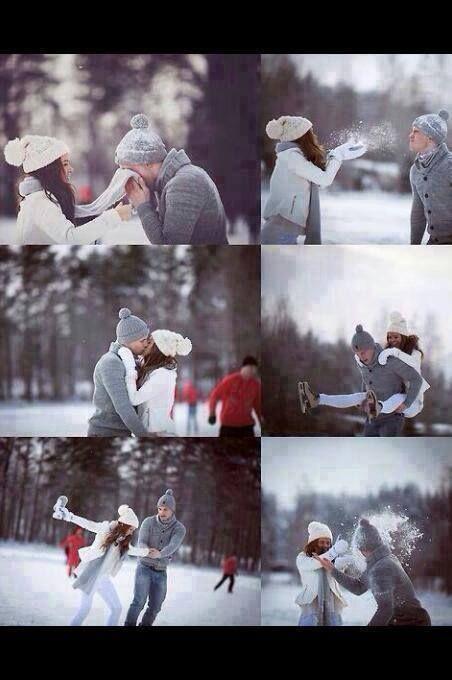 Cute couple #love #kiss