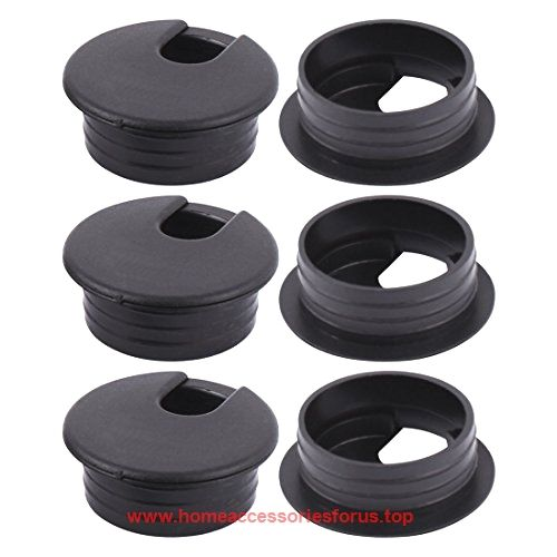 uxcell Plastic Computer Desk Grommet Wire Cable Hole Cover 35mm 6pcs Black BUY NOW     $3.49    Feature with plastic material, is suitable for more size computer cable. Ideal accessory for you to install the cable on the co ..  http://www.homeaccessoriesforus.top/2017/03/30/uxcell-plastic-computer-desk-grommet-wire-cable-hole-cover-35mm-6pcs-black/