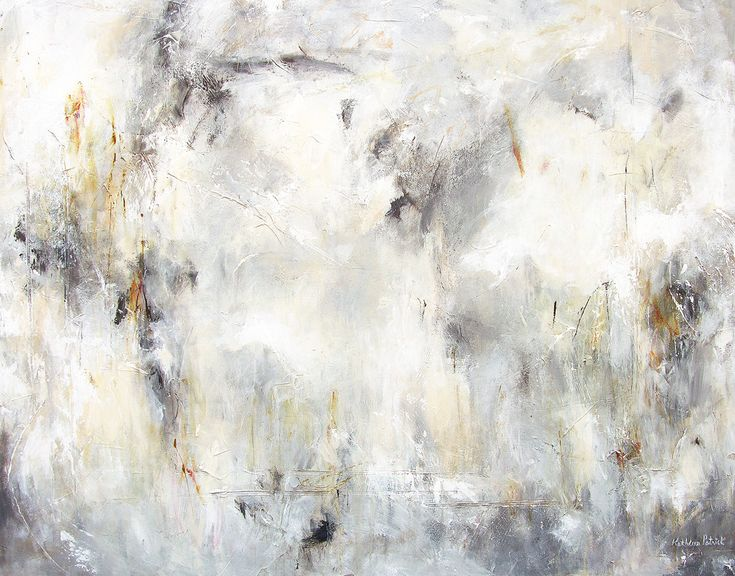 8 best large neutral abstract paintings on canvas images for Paint colors neutral tones