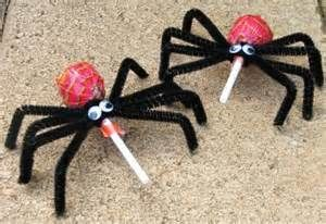 lollipop spiders - Bing Images