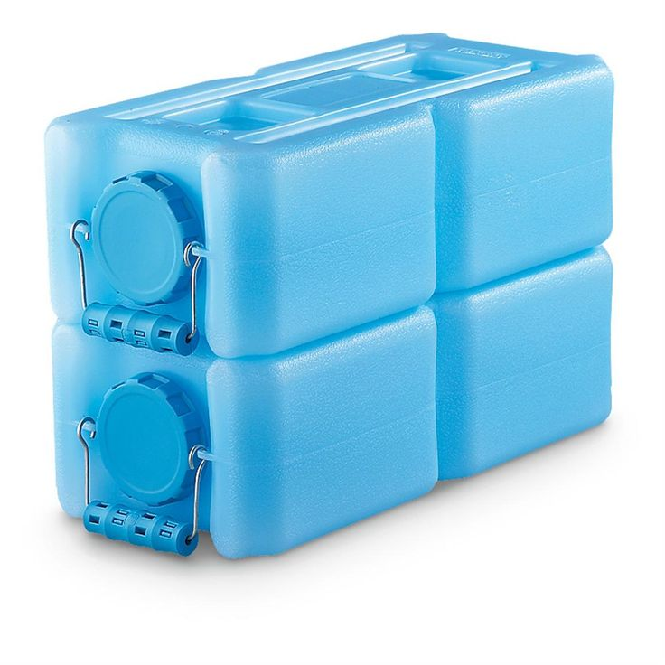 WaterBrick Stackable Water Storage Container 35 Gallon