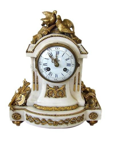 french clock, My dad bought me one IDENTICAL to this :)