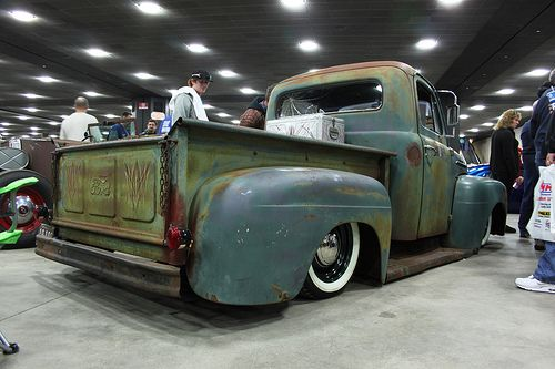 1952 Ford F100 Maintenance of old vehicles: the material for new cogs/casters/gears/pads could be cast polyamide which I (Cast polyamide) can produce