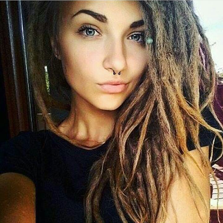 Dreadlocks..
