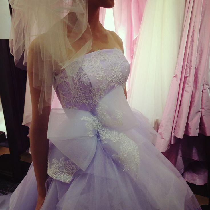 color dress カラードレス 04-10074