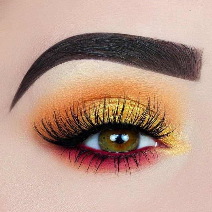ARIANNE DREESSEN. (Arianne) SUMMER SUNSET 🍹✨ mit Kylie Cosmetics schönen pal …   – Makeup looks