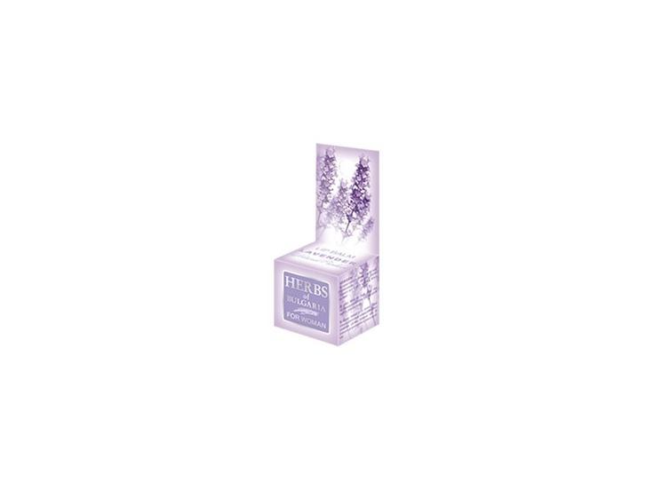 Lip Balm Lavender  Bevat bijenwas en propolis (bijenbalsem). Heeft een sterke ontstekingsremmende en antivirale werking.  Met natuurlijke shea boter voor gladheid, glans en elasticiteit.