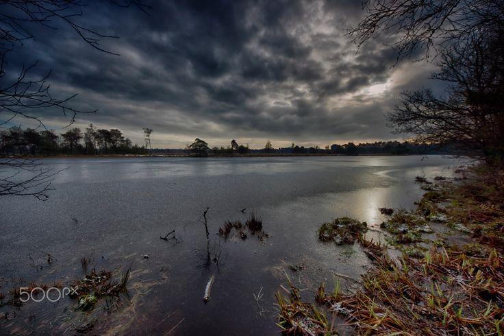 Leersumse Veld #04, Leersum, The Netherlands - Het Leersumse Veld is een natuurgebied in het zuidoosten van de Nederlandse provincie Utrecht.