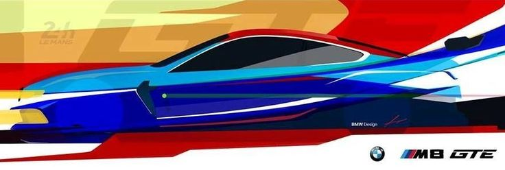 BMW M8 2018: первые официальные изображения
