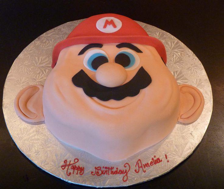 Amphora Birthday Cakes