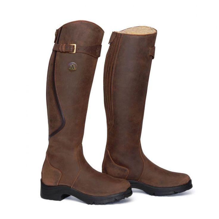 Weatherbeeta - Botas de equitación para mujer marrón marrón large xKBxjd4l