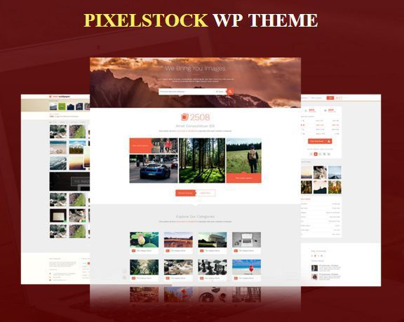 PixelStock WordPress Theme Review  Easily Profit From The Multi-Million Dollar Stock Photo Industry By Simple Creates Your Own Profitable Photo Sharing Website
